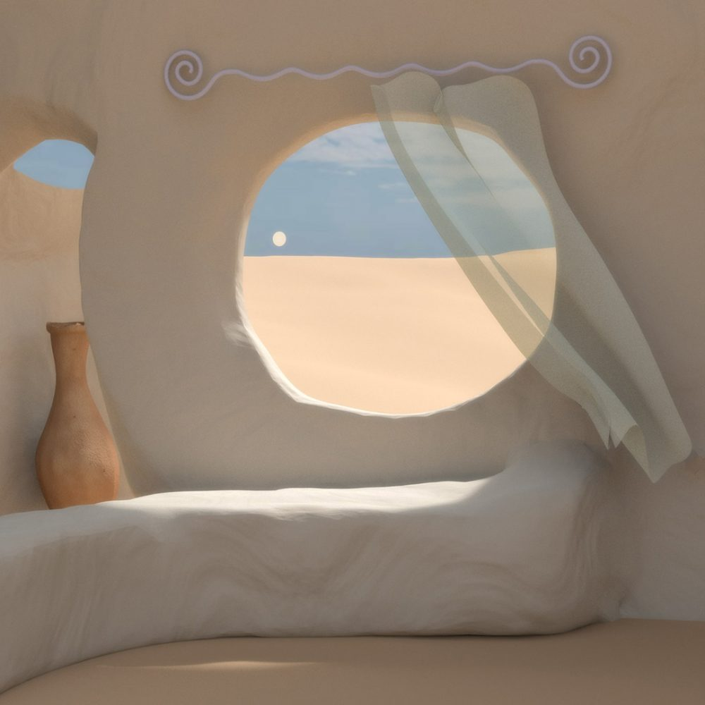 Jacques Couelle window